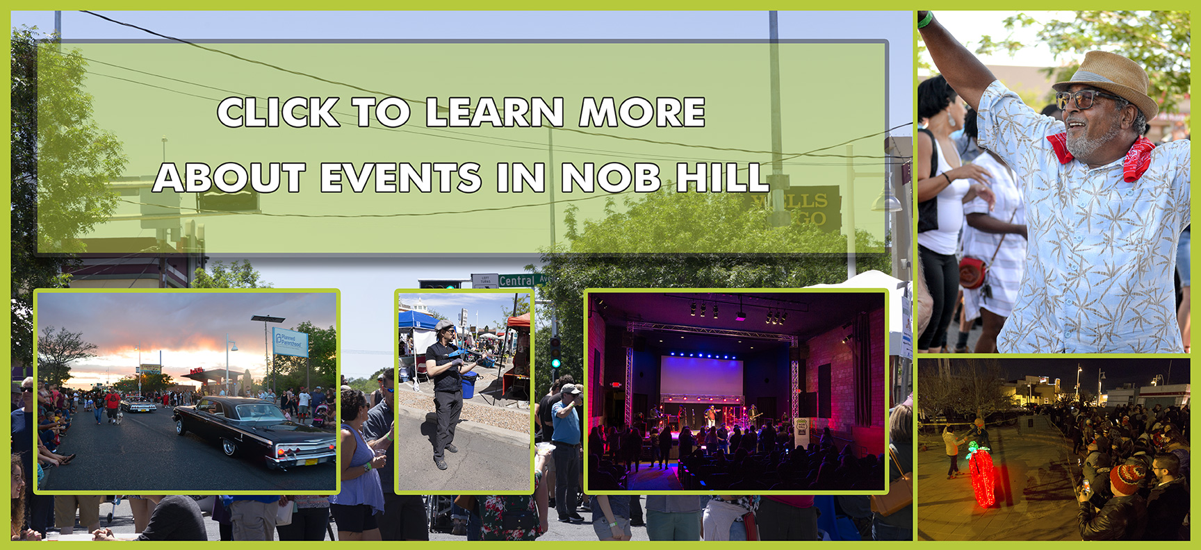 Explore Nob Hill